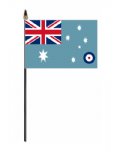 Australia RAF Ensign Hand Flag - Small.